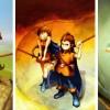 Art Book 10 ans Dofus - Crâ, feca et eniripsa