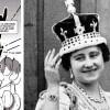 couronne inspirée des couronnes anglaises.