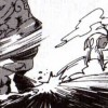 Kerosho fuit les krakeleurs (Wakfu)