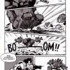 Page 15 du tome 3 du manga Wakfu
