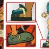 Les chaussures de Yugo ne sons pas conformes au modèle de la série TV Wakfu
