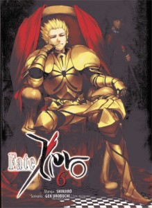 Couverture du tome 6 du manga Fate / Zero