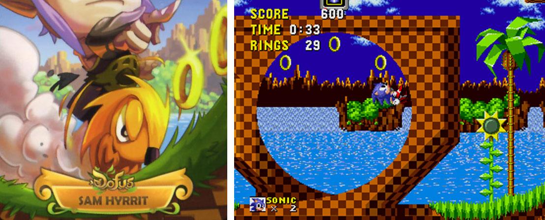 Le prespic se prend pour Sonic