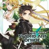 Sword Art Online - Fairy Dance (Couverture)