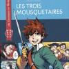 Couverture du manga les 3 mousquetaires chez nobi nobi !