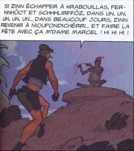 Pernault dans Piège à Zarkass Tome 2