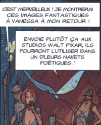 Walt Pixar : Référence à Walt Disney et Pixar