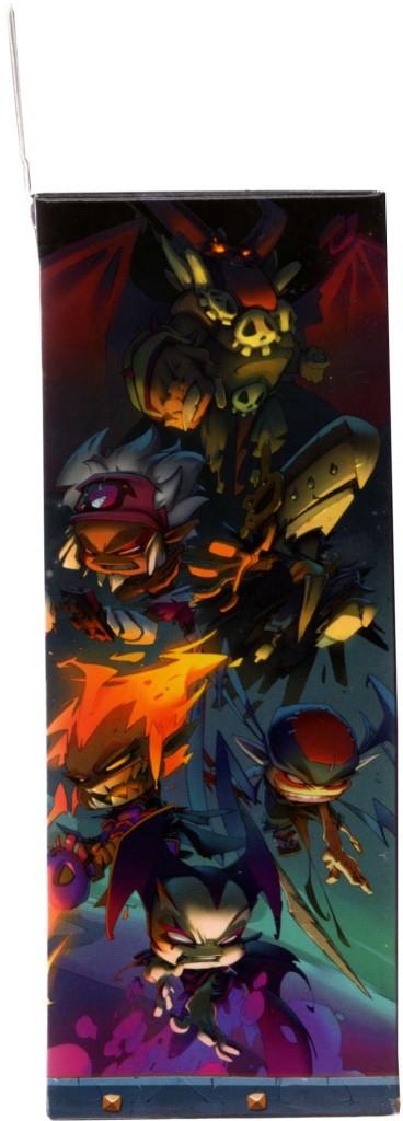 gauche du Pack Krosmaster Dark Heros