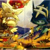Carte Krosmaster Nidas reine des voleurs et Roi Nidas