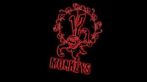 Logo de la série TV de l'armée des 12 singes