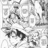 Page 2 du manga les 3 mousquetaires par nobi nobi !