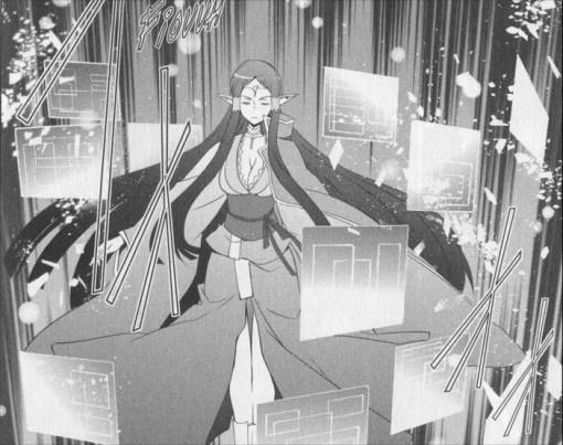 Sakuya exclue le traite aux sylphes