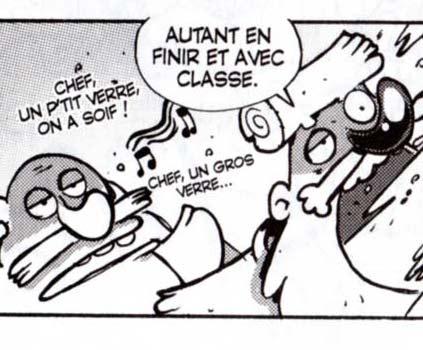 Dofus manga tome 22 - Chef un petit verre