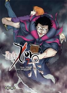 Couverture du manga Fate / Zero tome 7