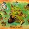 carte du Donjon du Dragon Cochon - Livre Dofus