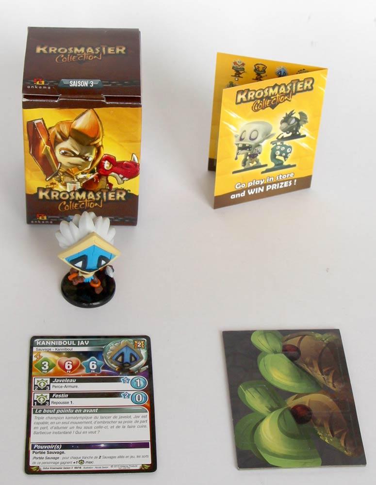 Kanniboul Jav blind box- Krosmaster