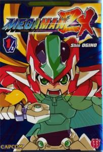 Couverture du manga Megaman ZX Tome 1