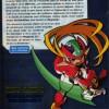 Quatrième de couverture du manga Megaman ZX Tome 1