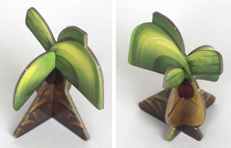 palmier décor bonus krosmaster