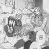 Page 1 du manga les 4 filles du docteur March (nobi nobi!)