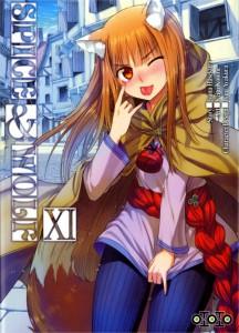 Couverture du tome 11 du manga Spice & Wolf