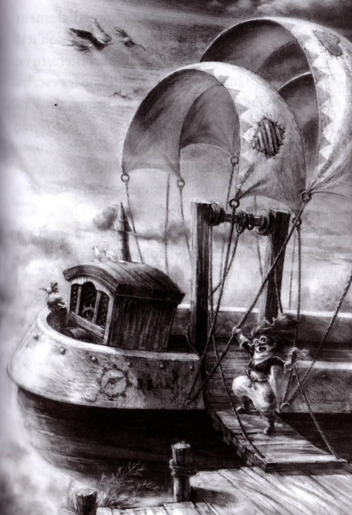 transporteur brigandin - Dofus