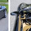 Boxster 986 noire intérieur beige