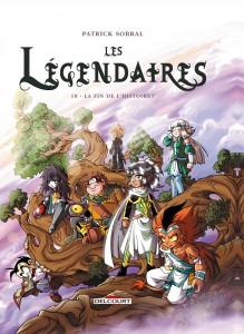 Les Légendaires Tome 18 : La fin de l'histoire