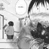 Hiroyuki rend visite à Kuroyuki à l'hôpital après son réveil