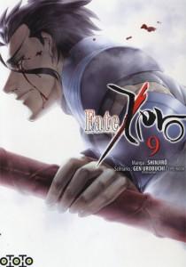 Couverture du manga Fate Zero Tome 9