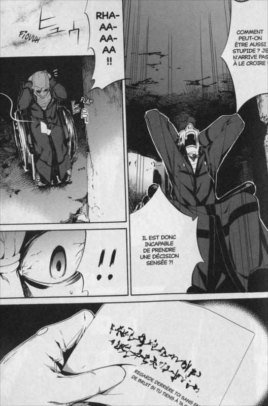 Page 3 du manga Fate Zero Tome 9