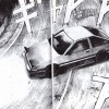 Initial D tome 1 - page 4 et  5