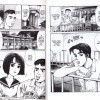 Initial D tome 1 - page 8 et  9