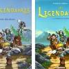 Les Légendaires Tome 1 Roman et BD