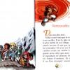 Les Légendaires - Roman 1 page 1 et 2