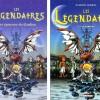 Les Légendaires tome 2 de la BD et du roman