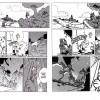 Comparaison Dofus Manga Tome 1 page 5