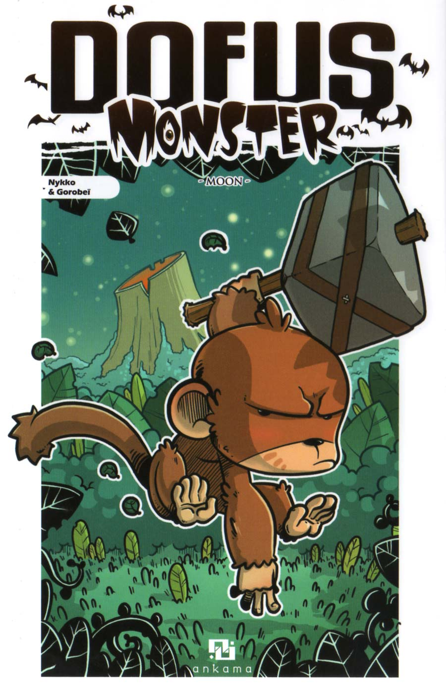 Dofus Monster Moon Tome 12