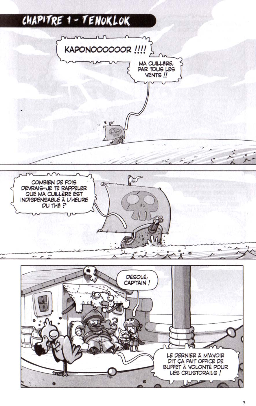 Dofus Monster Tome 12 - page 3