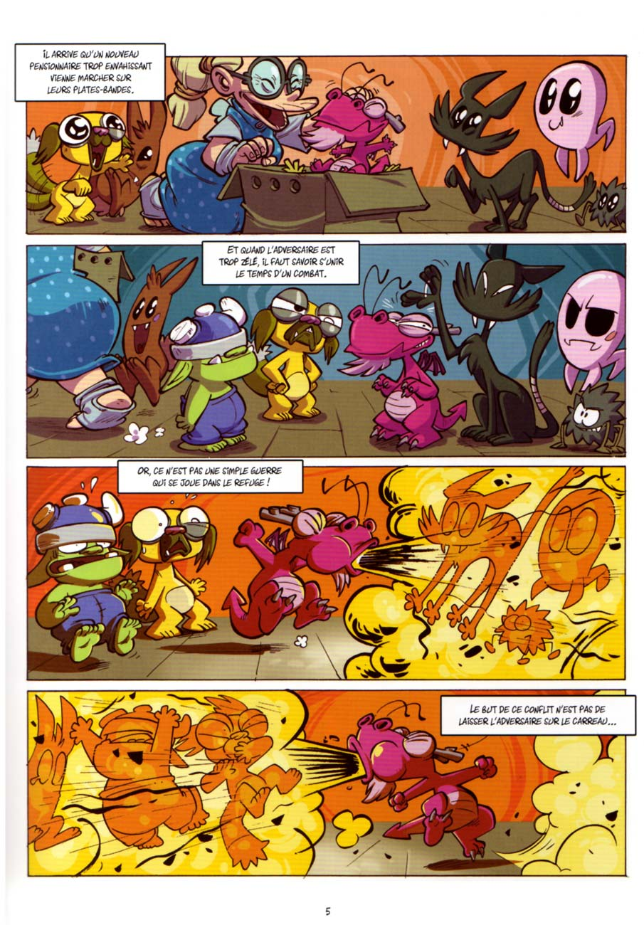 Dofus pets tome 1 - page 5