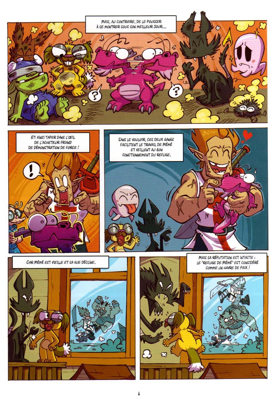 Dofus pets tome 1 - page 6