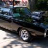 Fast Furious Dodge Chrager  - Compresseur