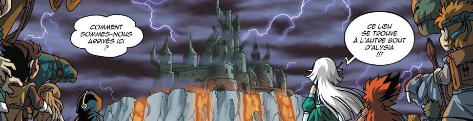 le chateau de Darkhell