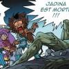 cadavre de Jadina