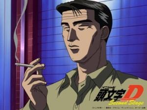 Bunta Fujiwara (Initial D)