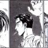 Parfois Bunta a des gestes d'affection envers Takumi