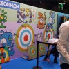 Initiation à l'arc par Decathlon (Kid Expo 2015)