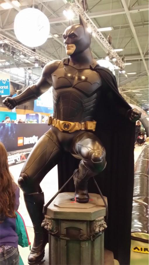 Batman sur le salon Kid Expo 2015
