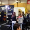 Initiation à la radio par France Info sur le salon Kid Expo 2015