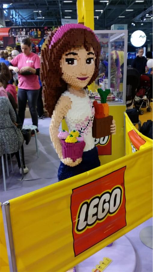 Lego Friends sur le salon Kid Expo 2015